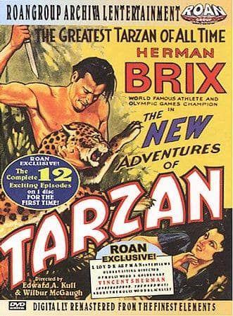 RSA New Adventures of Tarzan