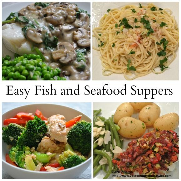 174 best dinner images on pinterest for Easy fish recipes for dinner