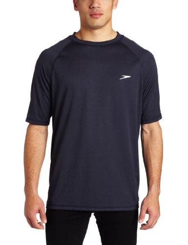 #O'Neill #Wetsuits Basic Skins Rash #Tee   t-shirt sized rashguard   http://amzn.to/HnXUOu: Rashguard Swim, Swim Tees, Sleeve Rashguard, Easy Shorts, Men Easy, Speedos Men,  Tees Shirts, Shorts Sleeve Shirts, Men Swimwear