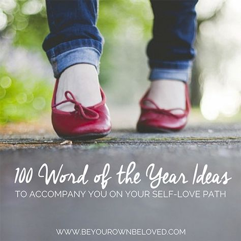 I love the practice of picking a word each year and choosing it as a guidepost for the year. I learned about the practice from Ali Edwards and her One Little Word project and my one word of the year has felt like such a guidepost for the personal body image healing I've been doing these past few…