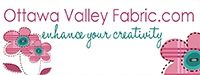 Ottawa Valley Fabric - Big selection - searchable by color - sells in small increments, by the meter