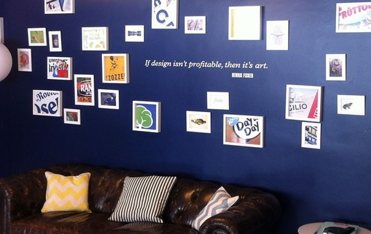 CBA Italy's offices in Milan #agency #design #quotes #inspiration #frames #wall decoration #creativity