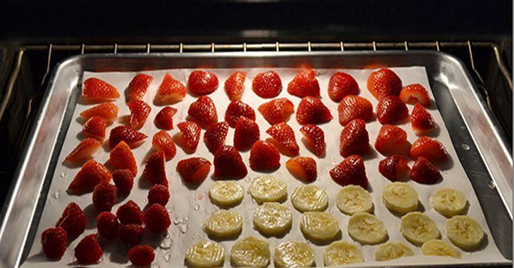 Como fazer frutas secas (no forno!)   Cura pela Natureza