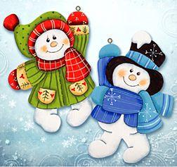 Hang on Snowmen Download