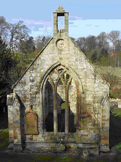 Rosslyn Chapel & Temple, Roslin, Scotland. Scotland travel guide & tips: gouk.about.com/od/scotlandtravel