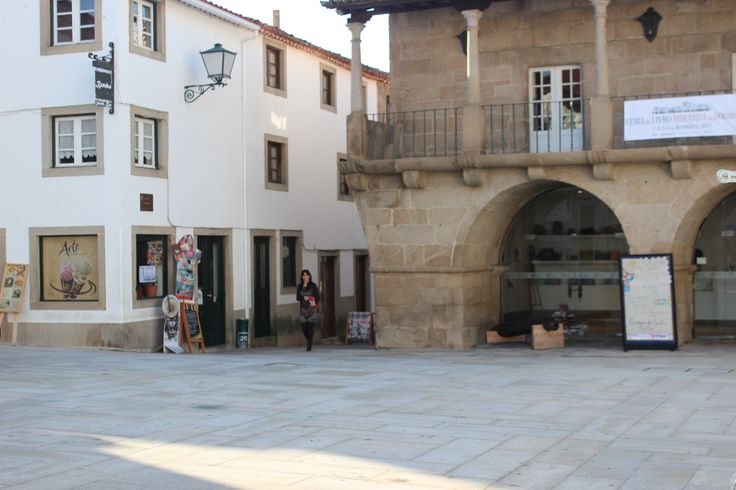 Centre of Miranda do Douro