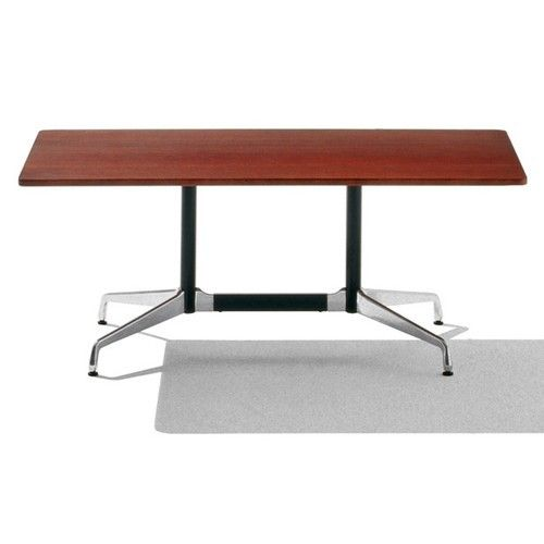 Eames Rectangular Table with Segmented Base by Herman Miller | YLiving
