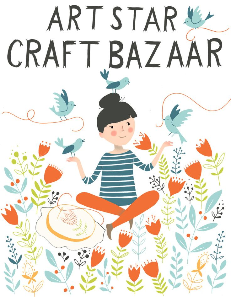 Philadelphia Art Star Craft Bazaar