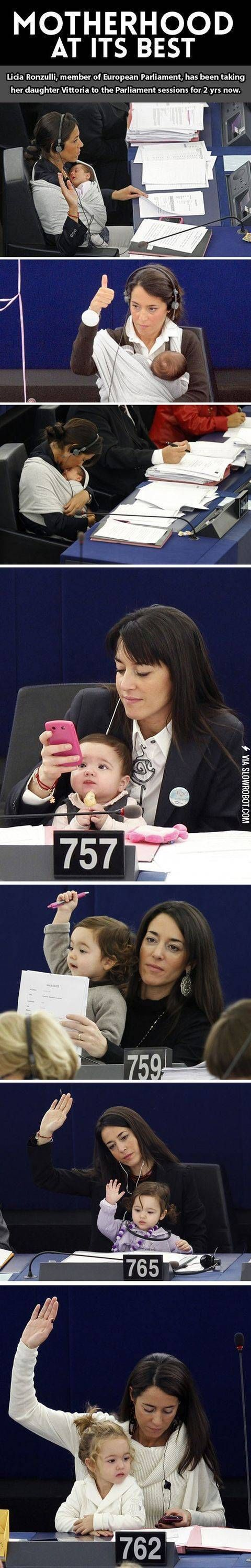 mother level: > 9,000