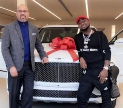 Davido Buys $231 000 Bentley Shows off Diamond-encrusted Rolex & Ring See More.. http://ift.tt/2GFZodz  Davido raked in about N500 Million from his December concert and now he is putting the money to good use.  Posting on his Instagram last night the FIAsinger revealed he just bought a Bentley whose starting price is $231000 from the car shop in Atlanta. And he added that he would be shipping off the high end luxury car to Nigeria.  Thank you @bentley_atlantafor making this a smooth purchase…