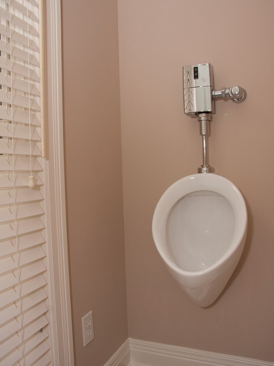Man Cave With Urinal : Best images about home urinals on pinterest