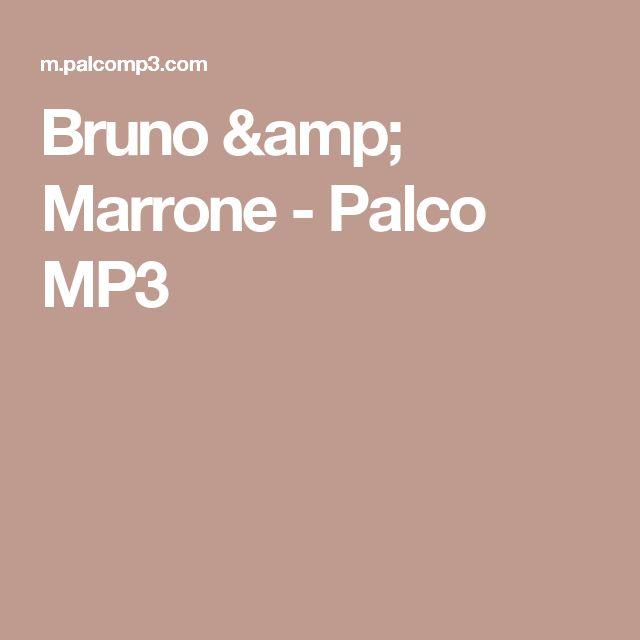 Bruno & Marrone - Palco MP3