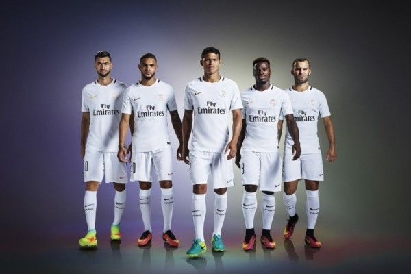 Camisa III Nike do PSG