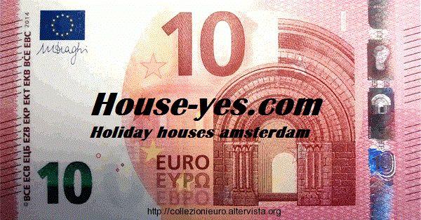 www.house-yes.com casas libres de humo en Amsterdam, alojamiento a corto plazo en Amsterdam, casas de vacaciones de bajo costo en el centro de Amsterdam,