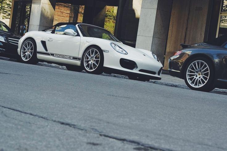 Porsche Boxter S Spyder