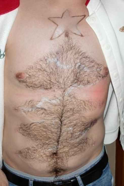 26 Remarkable Feats Of Manscaping
