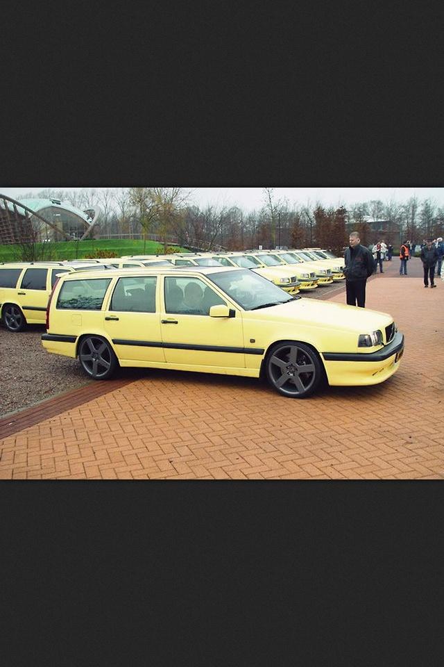 Volvo 850 R. I really want