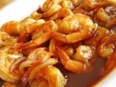 Udang Goreng Mentega - Berikut ini ada cara membuat video resep udang goreng mentega bawang putih saus tiram kecap madu asam manis ala restoran chinese food paling sederhana.