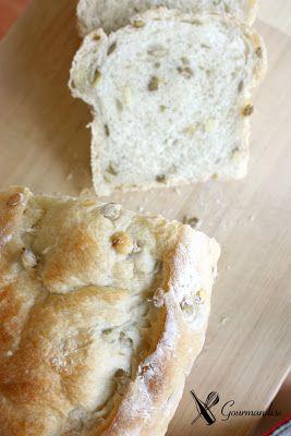 Gourmandise Pão de lentilha germinada