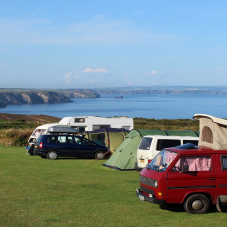Camping at Beacon Cottage Farm – Beacon Cottage St Agnes Cornwall