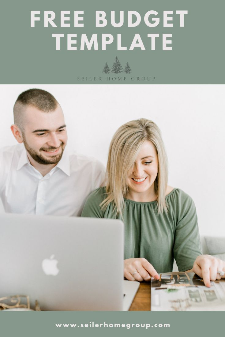 Free Budget Template To Get You Started In Saving Money Save Money