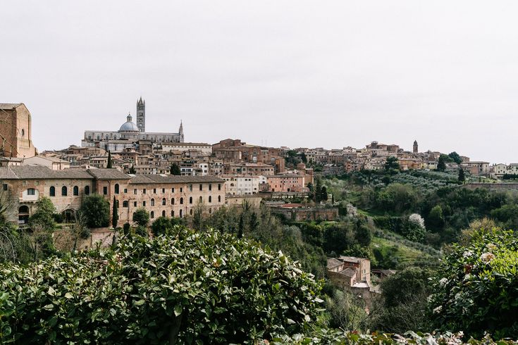 Tuscany via @eggcanvas