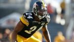 Ike Taylor - Pittsburgh Steelers