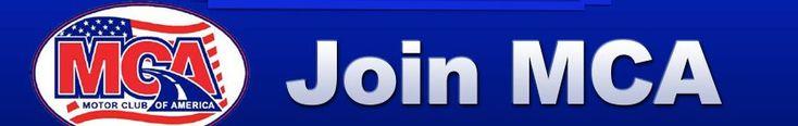 MCA Motor Club of America Online - Now accepting MCA affiliates.