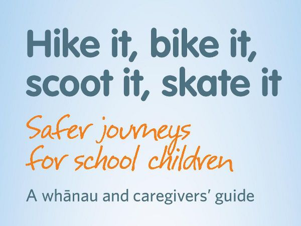 Families: Hike it, bike it! A collection of leaflets describing the things you need to know to help teach your child about staying safe on roads, cycling, walking, taking the bus and near railways.