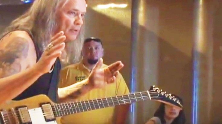 "Rickey Medlocke Shares Intimate Story Of Ronnie Van Zant's ""Simple Man"" Journey"