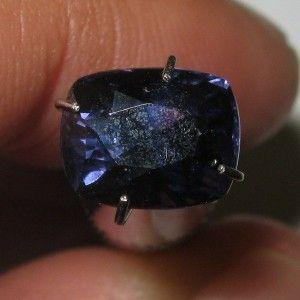 Dark Purple Spinel 2.29 carat