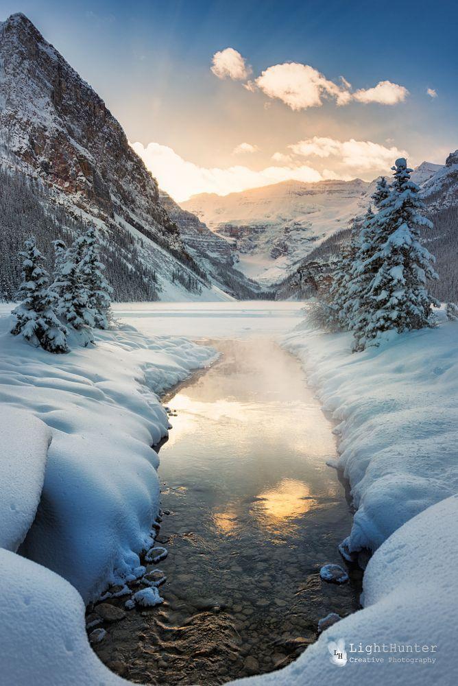 Lake Louise (Banff, Alberta) by LightHunter on 500px