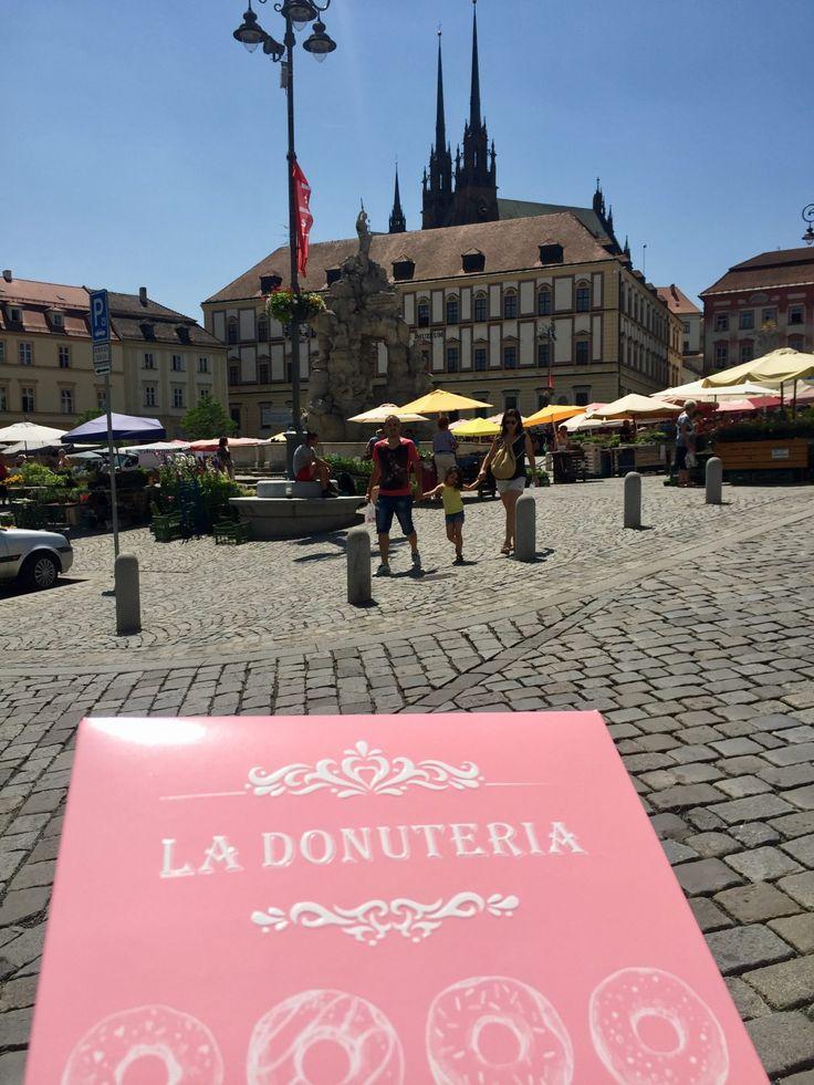 Brno Tips – La Donuteria! | kryta trznice