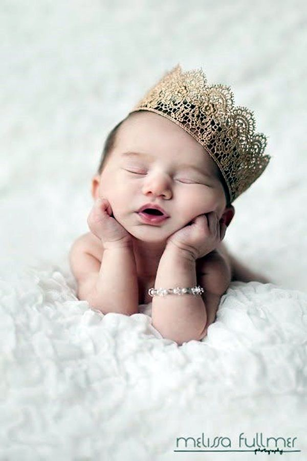 Cute Newborn Baby Photography