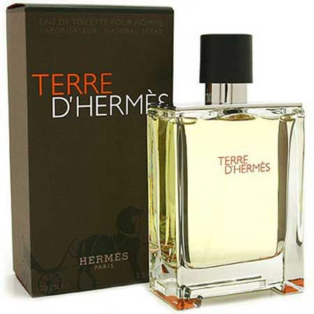 Terre d'Hermes BY Hermes Perfume for men 100ml