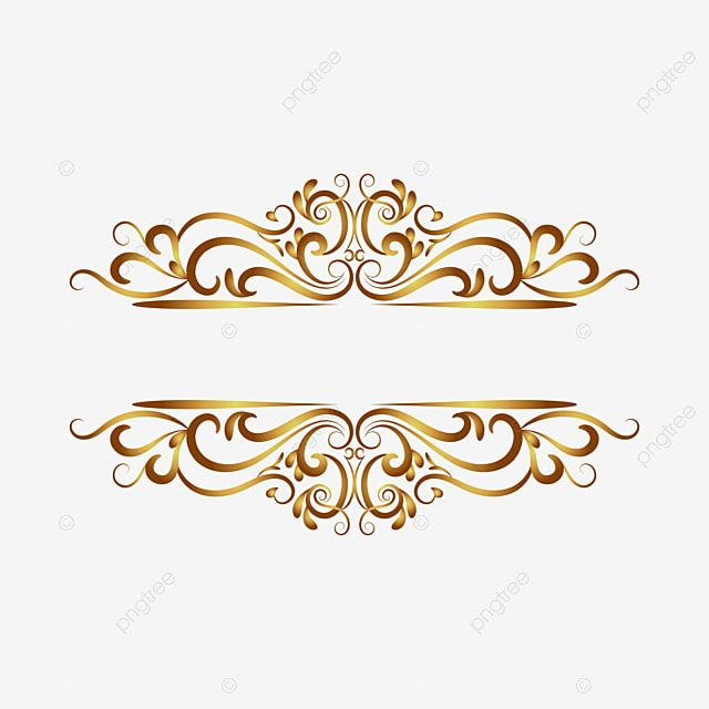 Luxury Vintage Frame Png Gold Wedding Invitation Clipart Luxury Vintage Royal Frame Png And Vector With Transparent Background For Free Download Vintage Frames Royal Frame Wedding Album Design