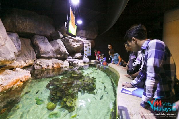 Aquaria, KLCC, Kuala Lumpur, Malaysia.
