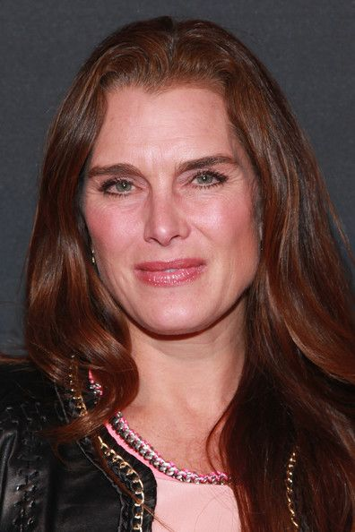 Brooke Shields - Celebs Arrive to Hear Justin Timberlake Perform in NYC