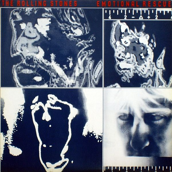 """The Rolling Stones, """"Emotional Rescue"""" (1980)"""