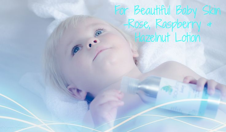Protect and moisturise Baby's delicate skin with our Rose, Raspberry and Hazelnut Lotion (good for sensitive skin as well!) A luxurious lotion with Rose hydrosol, Raspberry and Hazelnut oils.  Raspberry seed oil improves the skin's natural defenses and barrier repair function, locking in moisture.  Click here to purchase $29.50 http://www.soultimeskincare.co.nz/shop/