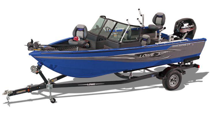 2017 FM 1710 Pro WT: Deep-V Fish & Sport Aluminum Boat | Lowe Boats