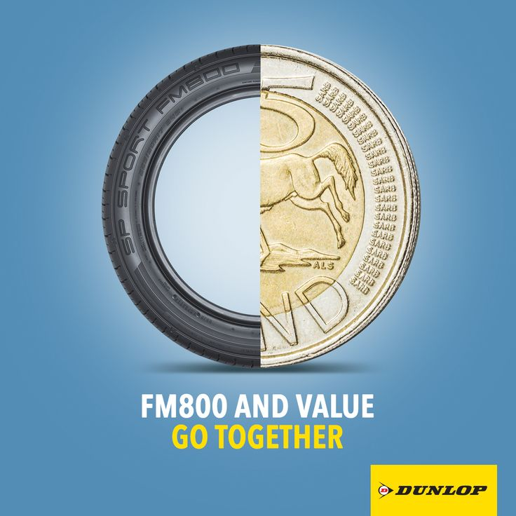 Save more with the new Dunlop SP Sport FM800. With more even wear, you won't have to replace your tyres as often.