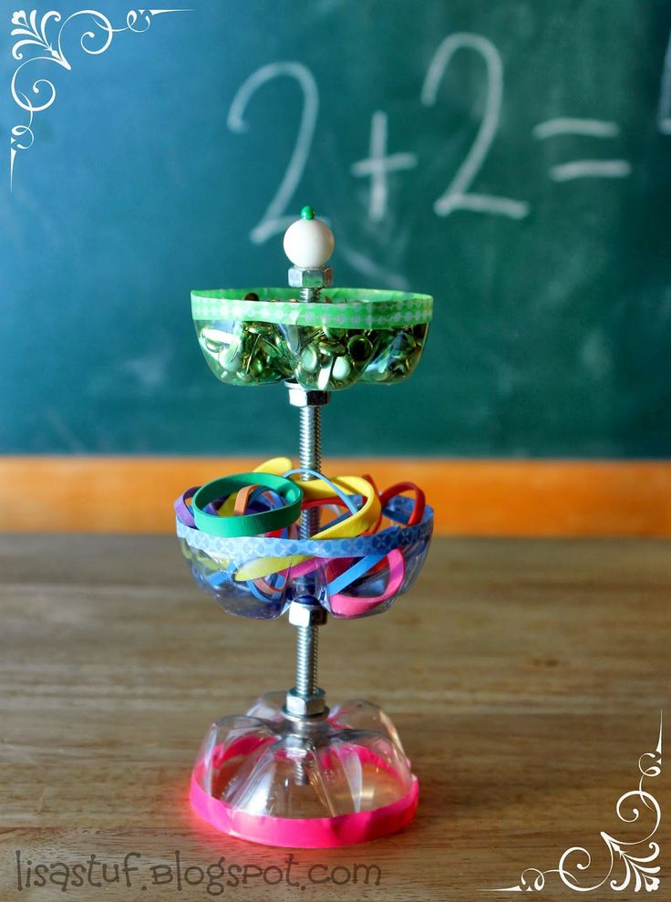 321 best riciclorecycle images on pinterest bricolage crafts stuff n such by lisa desk organizer for teacher solutioingenieria Images