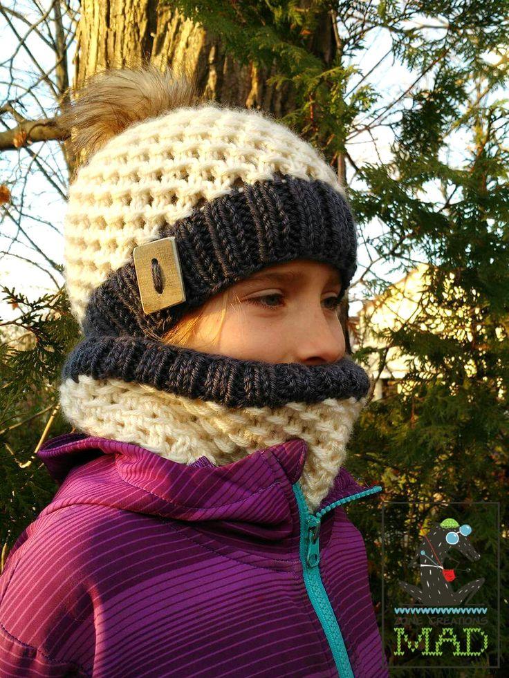 Patron ensemble Maëla, patron tricot de la boutique ZoneCreationsMAD sur Etsy