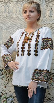 Rich embroidery , <3 , Ukraine, from Iryna