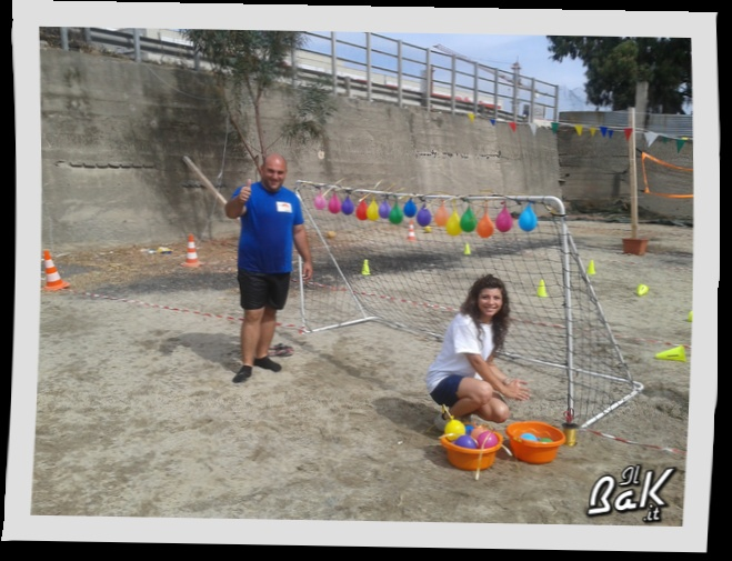 "Si prepara il campo per la ""festa dell'acqua""! - http://www.ilbak.it/index.php?pag=Blog=1339338514"