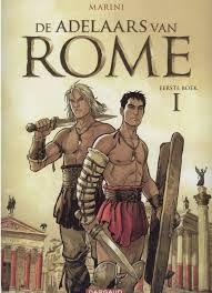 Stripreeks DE ADELAARS VAN ROME