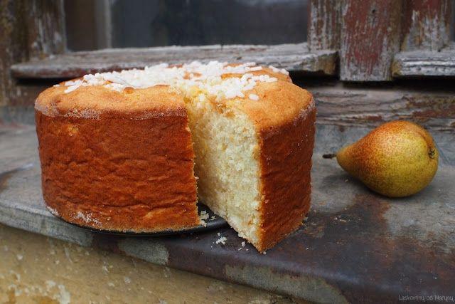 Citronový koláč Capri