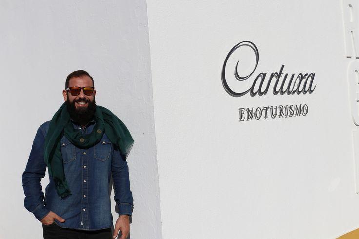 Enoturismo en Évora. Bodega Cartuxa.