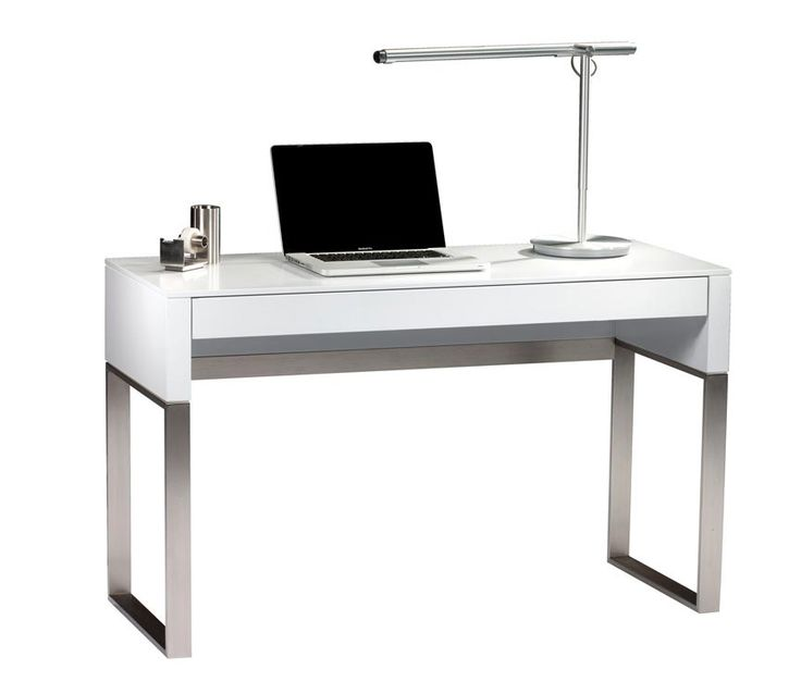 BDI - Cascadia 6202 Console Laptop Desk 6202 for shared space